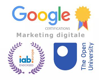 certificazione google